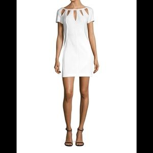 New Versace Collection Cut-out Bodycon Dress